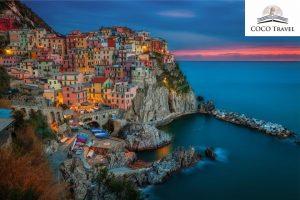 Toskana promocija - 4 dana / 3 noći 428 €! Viaređo - Cinque Terre - Firenca - Piza - Luka. Posetite najlepši deo Italije sa COCO Travel!