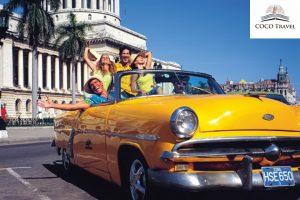 Kuba - kreirajte aranžman po svojoj želji. Izaberite period i dužinu boravka, hotel, vrstu usluge, avio prevoz i transfer