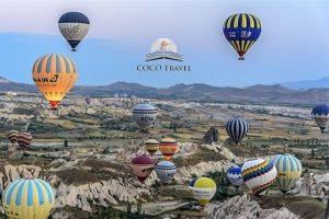 Kapadokija promocija: 5 dana/4 noći već od 539 €! Istanbul – Nevšehir – Derinkuju– Ihlara. Osetite sve čari magične Kapadokije sa COCO Travel!