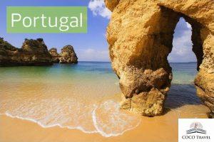 Portugal – zemlja vina, prelepe prirode, magičnih plaža, fado muzike i zanimljive arhitekture. Zemlja koju će Vas lako osvojiti i za tren šarmirati.