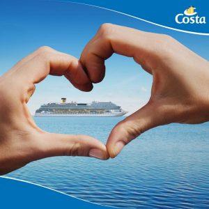 Costa krstarenja - najveći izbor krstarenja na jednom mestu
