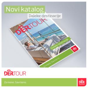 DERTOUR - COCO Travel turistička agencija specijalizovana za individualna putovanja