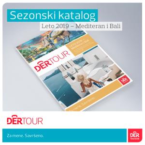 DERTOUR katalog individualnih putovanja za ceo svet