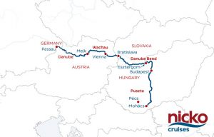 Rečna krstarenja promocija - cena već od 699 €! To je najbolji način da se vide prirodne lepote delte Dunava u Nemačkoj, Austriji, Mađarskoj i Slovačkoj.