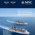 MSC najpovoljnija krstarenja na jednom mestu