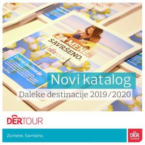 DERTOUR katalog najpovoljnijih putovanje za daleke destinacije