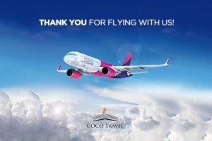 Wizz Air - najpovoljnije avio karte za Pariz, Milano, Brisel, Barselonu, Lisabon, Oslo, Hamburg, Keln, Dortmund, London, Maltu, Larnaku...